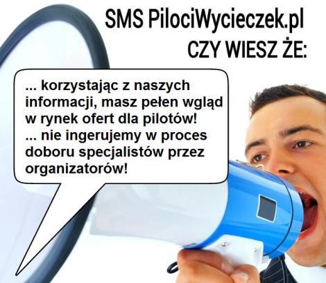 sms pilociwycieczek pl